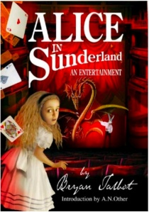 "Preview of ""Alice in Sunderland- an Entertainment Hardcover - Forbidden Planet International, Your Online Entertainment Superstore for Star Wars, Doctor Who, Star Trek and more"""