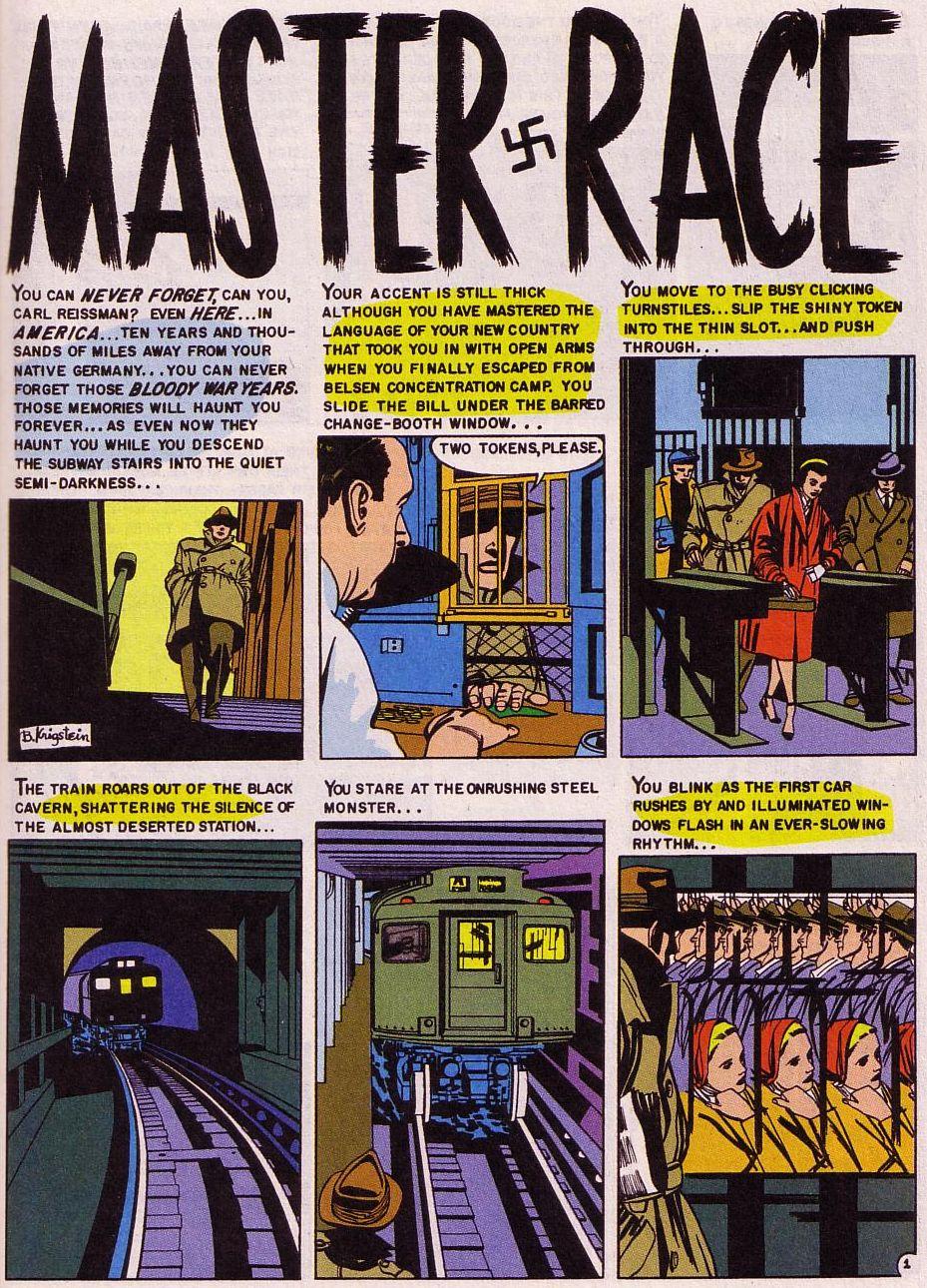 Image result for master race bernard krigstein