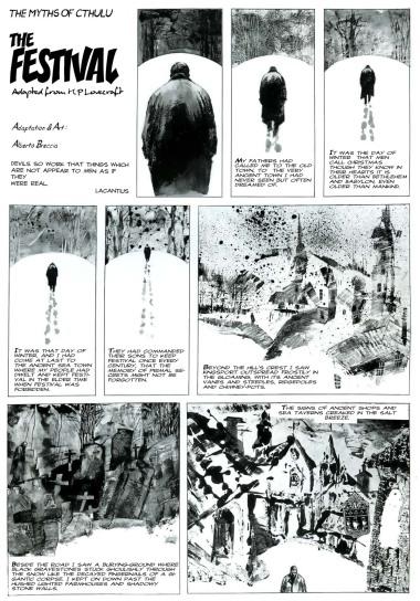 the festival hp lovecraft pdf